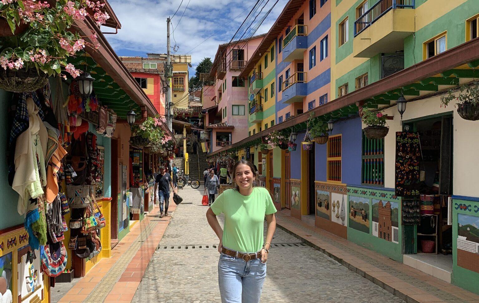 Colombia María Perrier